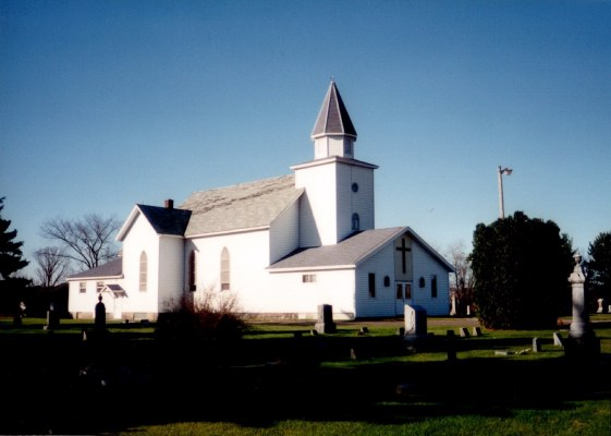 Colfax church-kirke 2.